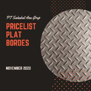 Pricelist Plat Bordes November 2020