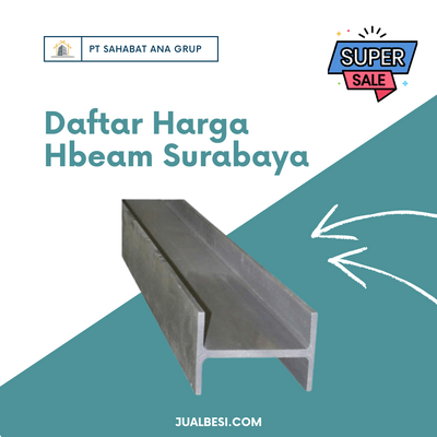 Daftar Harga Hbeam Surabaya