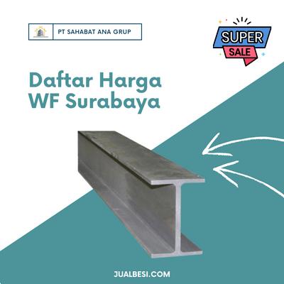 Daftar Harga WF Surabaya