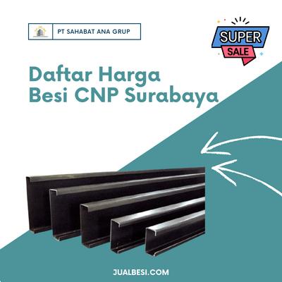 Daftar Harga Besi CNP Surabaya