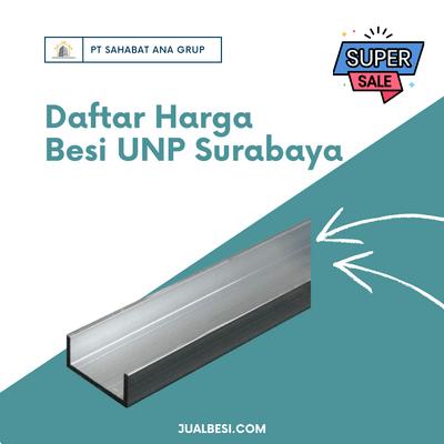Daftar Harga Besi UNP Surabaya